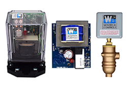 Gems 26NMC3A1 Series 26NM Low-Water Cutoff Plug-In Module Non-Powered 26K Direct Operation 24 VAC Gems Sensors Inc. 11 Pin Octal Socket NEMA 1 Enclosure