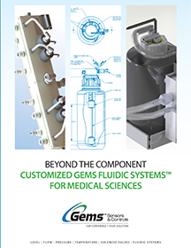 Medical Fluidic Systems Brochure