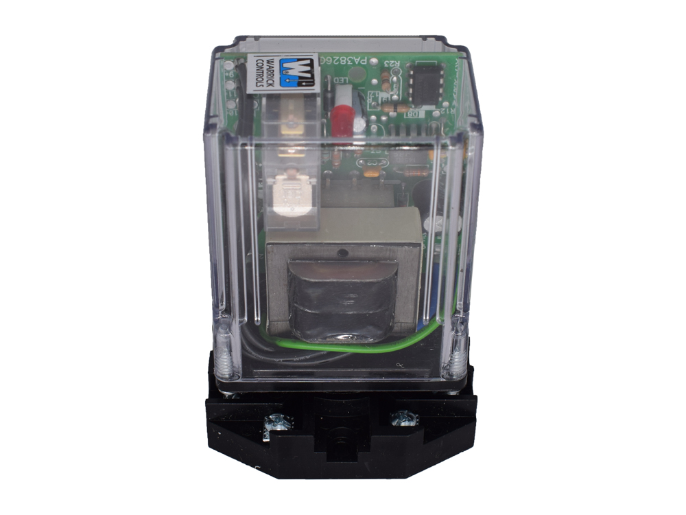NEMA 1 Enclosure 8 Pin Octal Socket Gems 16VMY8A1 16VM Series Field Selectable Sensitivity Plug-In Module 0 to 700 K Direct Operation 208//240 VAC Gems Sensors Inc.