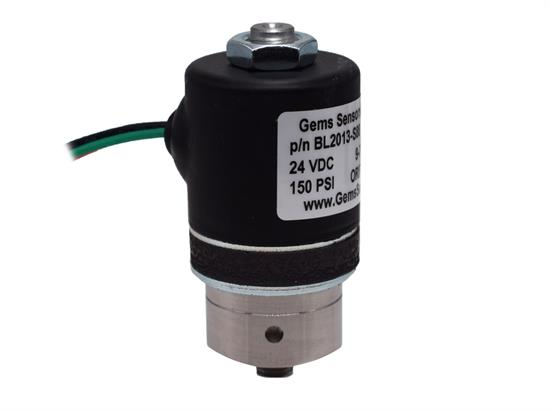 BL Series Latching Valve